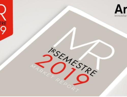 Amat Immobiliaris presenta el seu informe del mercat immobiliari del 1r semestre de 2019