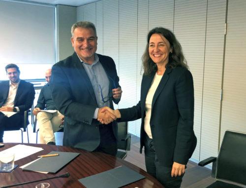 Sant Cugat Empresarial i el Port de Barcelona signen una carta d'intencions en el decurs de la Jornada de Portes Obertes a la seu portuària