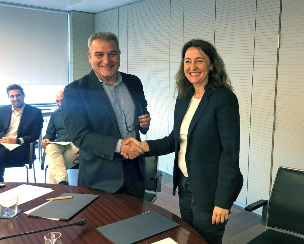 Carta Intencions Sant Cugat Empresarial- Port de Barcelona
