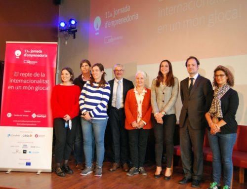 'La internacionalitat en un món glocal' fil conductor de l'11a Jornada d'Emprenedoria