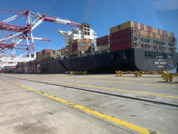 Terminal Hutchison Ports Best