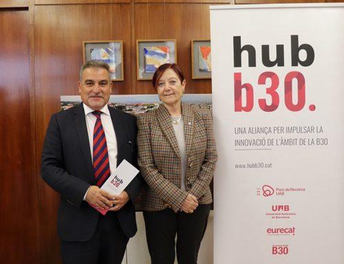 Sant Cugat Empresarial s'adhereix al Hub b30