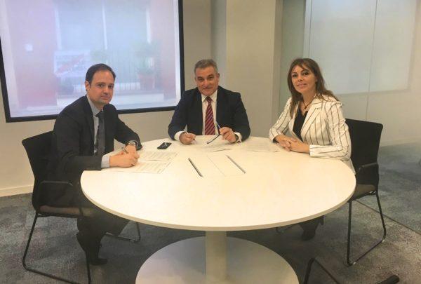 CaixaBank i Sant Cugat Empresarial renoven el seu acord de col·laboració