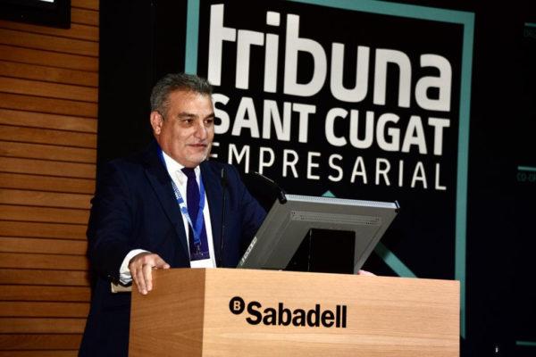 Joan Franquesa Tribuna Sant Cugat Empresarial
