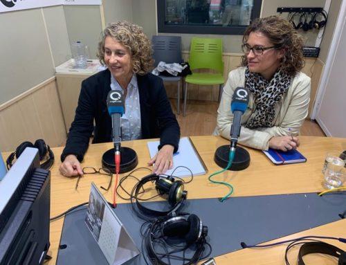 Sant Cugat Empresarial visita Ràdio Sant Cugat per parlar de la nova edició del Tribuna