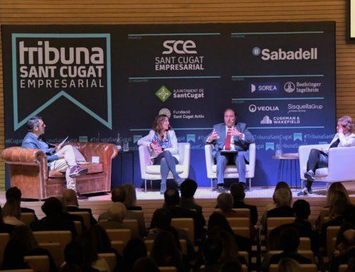 El triangle Vallès-Barcelona té una estructura econòmica que permet competir globalment en aquesta nova revolució que és la del talent