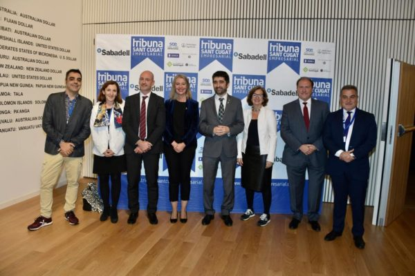 Tribuna Sant Cugat Empresarial Talent