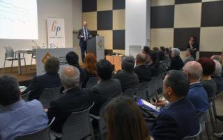Conferència del programa Vallès Empresa amb Oriol Amat