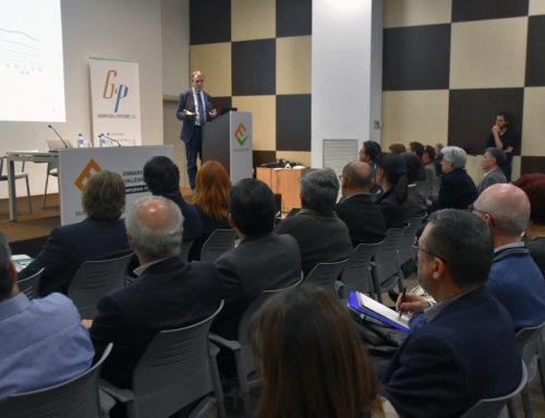 Excel·lent acollida de la primera conferència del programa Vallès Empresa amb Oriol Amat