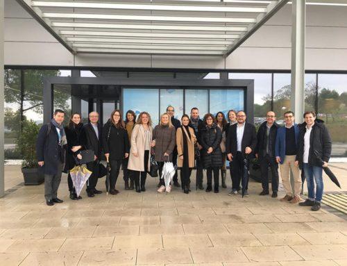 Sant Cugat Empresarial visita el Centre d'Excel·lència d'Impressió 3D d'HP, en una nova Jornada de Portes Obertes