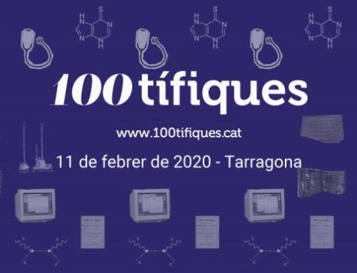 """La iniciativa """"100tífiques"""" porta 180 investigadores a les escoles catalanes per fomentar la vocació científica entre les nenes i els nens"""