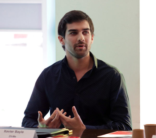 Xavier Bayle Matinal d'Innovació del Hub b30