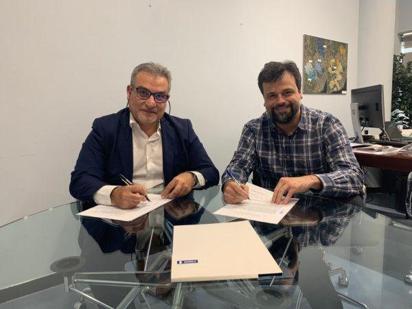 renovació conveni Sorea Sant Cugat Empresarial