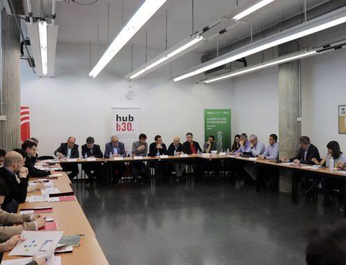 El Hub b30 aborda els principals reptes d'innovació del sector esportiu