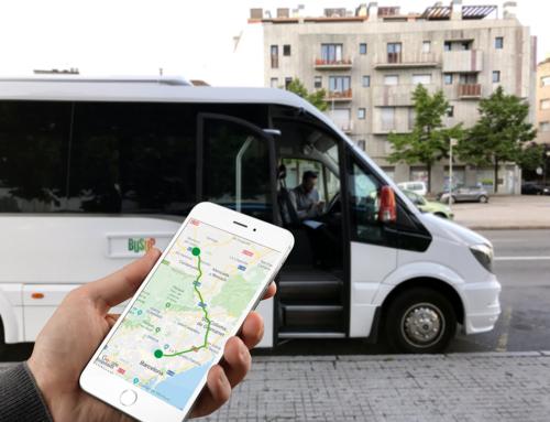 BusUp consolida el primer cas d'èxit de servei de bus compartit a Espanya amb DXC, Grífols i Roche