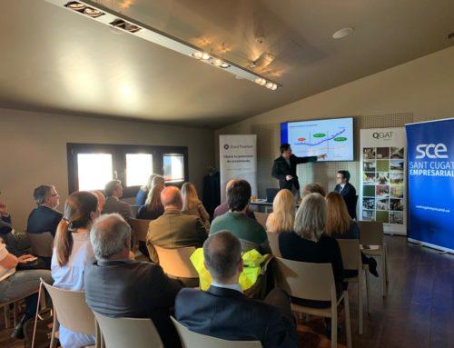 Els models de creixement i la internacionalització de l'empresa catalana, marquen l'esmorzar empresarial de Sant Cugat Empresarial