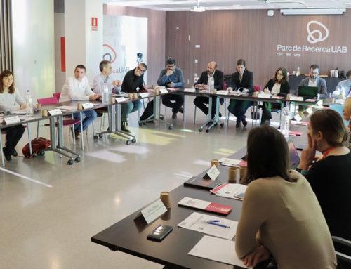 La Matinal d'Innovació del Hub b30 debat sobre les necessitats formatives de les empreses per fer front a la transformació digital