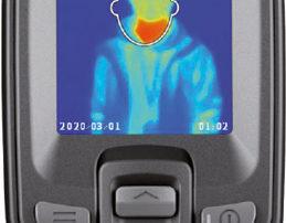 Parlem Telecom distribuiex càmeres tèrmiques per mesurar la temperatura corporal i evitar la propagació de la Covod-19 a Catalunya durant el desconfinament