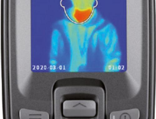 Parlem Telecom distribuiex càmeres tèrmiques per mesurar la temperatura corporal i evitar la propagació de la Covid-19 a Catalunya durant el desconfinament