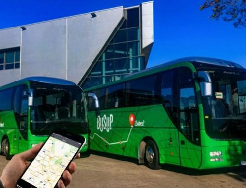 BusUp llança un nou servei de bus d'empresa – especial Covid-19 – per garantir un transport segur d'empleats