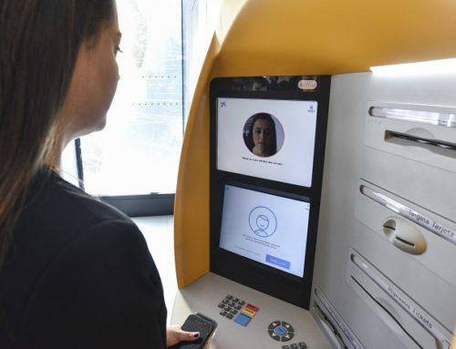 CaixaBank inicia el desplegament dels caixers amb tecnologia de reconeixement facial per tota Espanya
