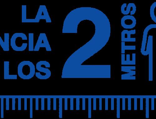 """Epson llança la iniciativa """"La importància dels 2 metres"""""""
