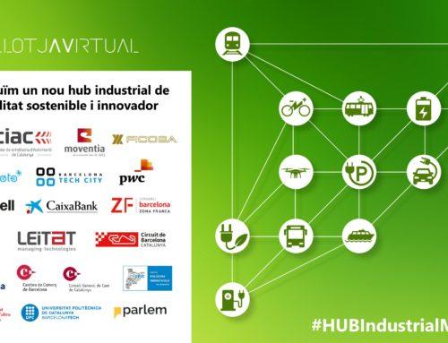 Parlem Telecom s'uneix al Hub Industrial de Mobilitat Sostenible i Innovador