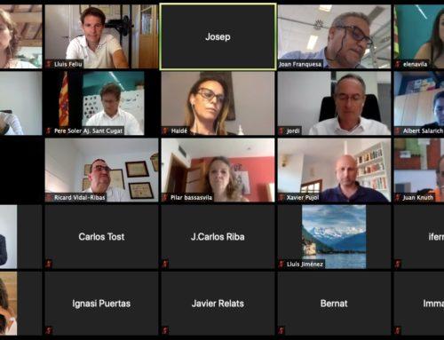 El president de Kantar Espanya Josep Montserrat, analitza l'impacte de la Covid-19 en el consumidor al Webinar de Sant Cugat Empresarial
