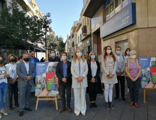 Sant Cugat Empresarial col·labora en la campanya 'Gràcies! Compra a Sant Cugat', per revitalitzar el consum local
