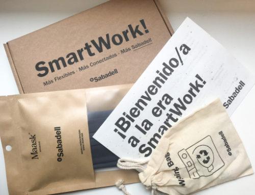 El Compromís Sostenible de Banc Sabadell segella el pack per a empleats en aquesta nova etapa #SmartWork