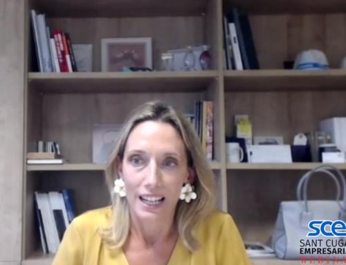 Isabel Perea, sòcia de Grant Thornton analitza el lideratge del futur al Webinar Sant Cugat Empresarial