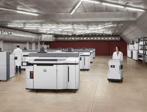 HP avança en l'automatització de la fabricació additiva