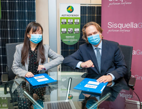 Sisquella Grup signa un acord amb Chint Energy per estendre la captació fotovoltaica a les cobertes de les naus industrials del Vallès