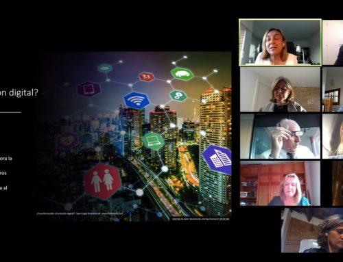 La transformació digital a les empreses i la seva rendibilitat, marca el Webinar Sant Cugat Empresarial, amb Argelia Garcia, CEO de ToGrowfy