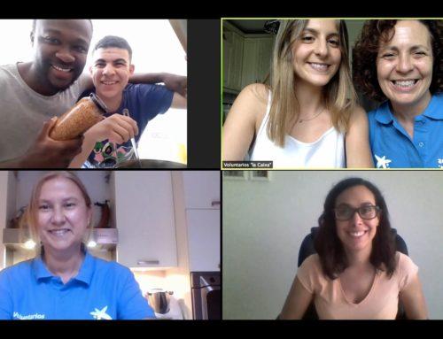 El programa de voluntariat de CaixaBank supera els 12.000 participants el 2020, impulsat per les accions solidàries online