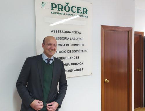 Jesús Manuel Feo Gómez nou responsable de l'àrea d'assessoria empresarial de Grup G&P