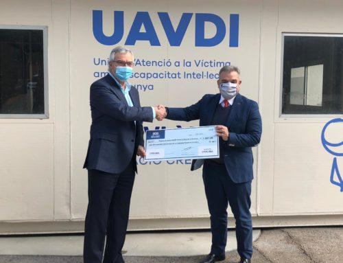 El projecte UAVDI Catalònia guanyador de la primera edició del premi RSC Sant Cugat Empresarial