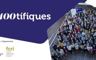 """Més de 450 investigadores combaten la bretxa de gènere en ciències a les escoles catalanes a la 3a edició de """"#100tífiques"""""""