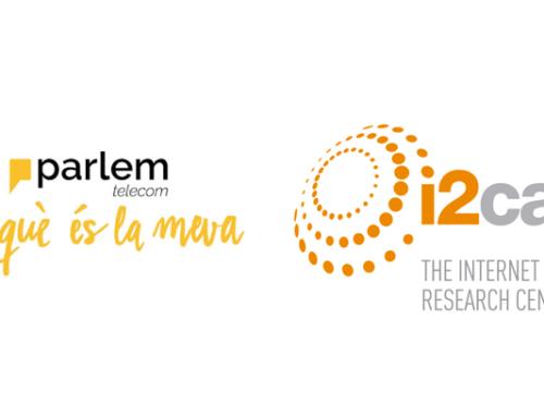 Parlem Telecom s'alia amb la Fundació i2CAT per digitalitzar la societat catalana