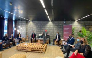 Sisquella Grup planteja solucions legals post covid per a les empreses en el SCE Business Meeting