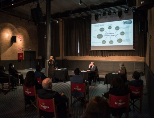 La Fundació Catalunya Cultura presenta a diverses plataformes empresarials el Segell d'Empresa o Entitat Compromesa amb la Cultura