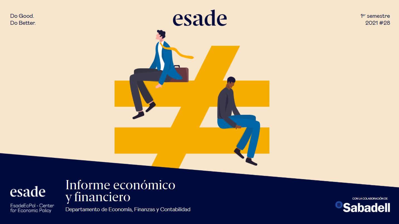 La vacunació, els fons europeus i les dificultats financeres de les empreses, reptes de la recuperació de l'economia en 2021