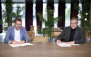 Acord entre Esade Creapolis i AMEC per promoure la innovació entre empreses i startups industrials