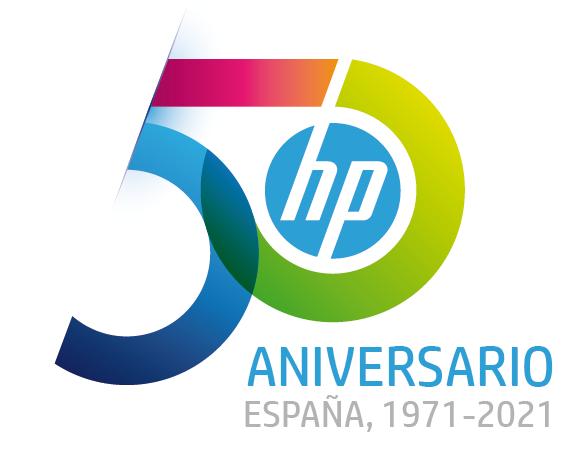 HP celebra el seu 50 aniversari a Espanya