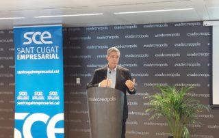 Jaume Vives, escollit nou president de Sant Cugat Empresarial