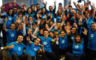 Els empleats d'HP finançaran sis projectes socials en la seva jornada solidària 2021