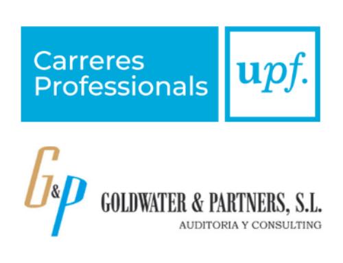 La UPF i Goldwater & Partners signen un conveni per oferir pràctiques d'auditoria als estudiants d'Economia i Empresa