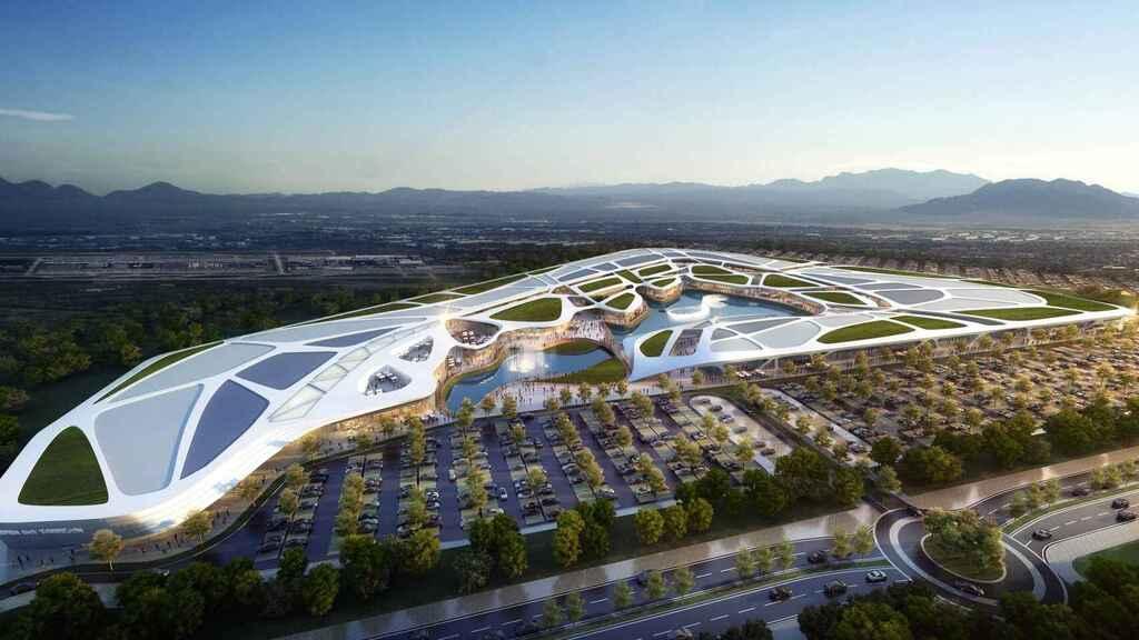 Oasiz Madrid comptarà amb un innovador espai de treball