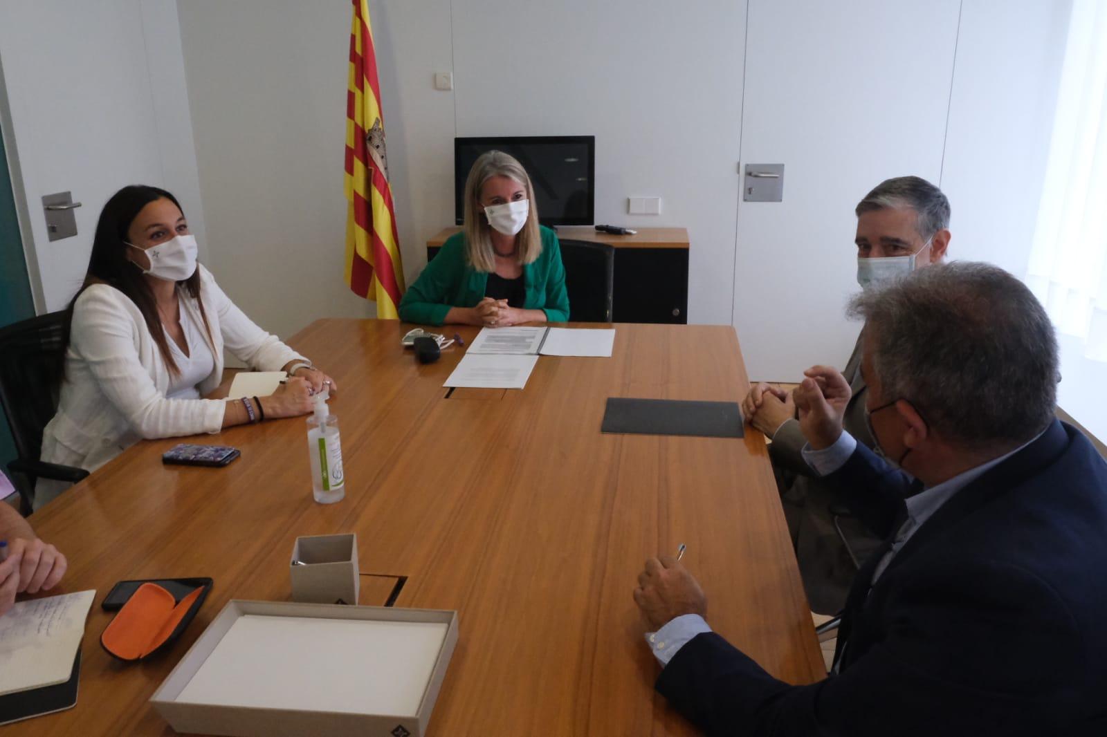 Sant Cugat Empresarial i l'Ajuntament crearan una comissió de treball per acordar estratègies conjuntes per promocionar i facilitar la implantació d'empreses a la ciutat