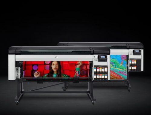 Les noves impressores de gran format d'HP permeten reduir terminis de lliurament i milloren la qualitat